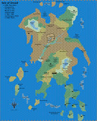 Seas Of The World Map by Mystaran Geography
