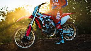 freestyle motocross bike honda unveils new crf250r dirt bike the drive