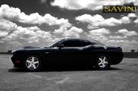 Dodge Challenger White - challenger savini wheels