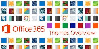 office 365 themes bad rick zeleznik