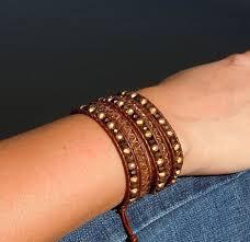 swarovski crystal leather bracelet images Swarovski crystal wrap bracelet onsra designer bracelets jpg