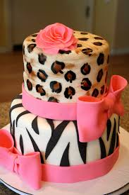 sweet u0026 sassy cakes zebra cheetah baby shower