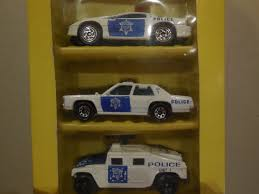matchbox lamborghini police car matchbox police 5 pack 1995 car hummer bronco water unit vehicle