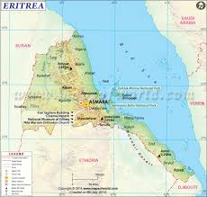 Map Of Syria Google Search Maps Pinterest by Eritrea Map Of Attractions Eritrea U0027s Landscape And Wildlife