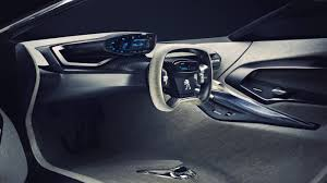 peugeot supercar peugeot onyx supercar an automobile of great marvel