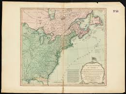 louisiana florida map the united states of america with the possessions of