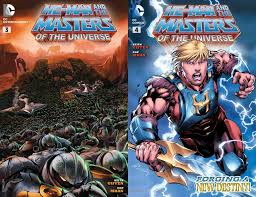 he man and the masters of the universe advent review 20 he man and the masters of the universe vol 3