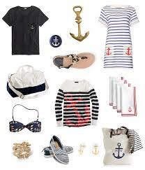 Nautical Theme Fashion - lust list a skipper u0027s essentials