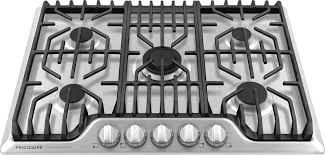Frigidaire Downdraft Cooktop Frigidaire Fpgc3077rs 30 Inch Gas Cooktop With 5 Sealed Burners