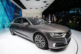 is lexus or audi better new audi a8 looks even better in person