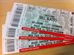 lexus club phoenix suns blazers tickets rose garden zandalus net