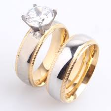 gear wedding ring popular gear ring wedding buy cheap gear ring wedding lots from