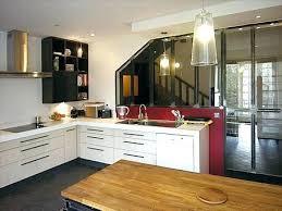 cloison vitree cuisine salon cloison vitree cuisine les meilleures id es concernant cloison en