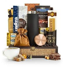 coffee baskets occasion coffee gift baskets twana s creation gourmet gift basket