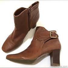 womens leather ankle boots size 9 melani antonio melani ankle boots size 9 lovely supple