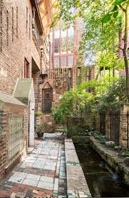 79 best luxury homes images on pinterest luxury homes illinois victorian condo in old town with brick courtyard and stone pond