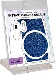 atny decals for instax mini 8 9 camera blue bb ics gl blu best buy