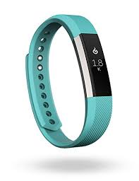 amazon black friday 2017 fitbit fitbit alta fitness tracker silver teal large slickdeals net
