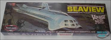 Polar Lights Models Lights Seaview Model Kit