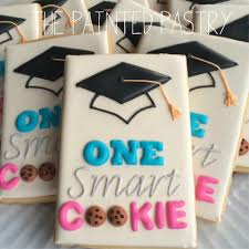 graduation cookies one smart cookie graduation cookies cookie connection