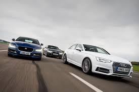 lexus is 300h kombi audi a4 vs jaguar xe u0026 bmw 3 series auto express