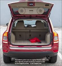 2014 jeep patriot cargo cover 2014 jeep compass test drive car reviews run