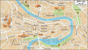 City Map Of New Orleans by Geoatlas City Maps Bern Map City Illustrator Fully