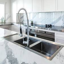 stainless steel double sink undermount kitchen how to install kitchen sink in double bowl basin