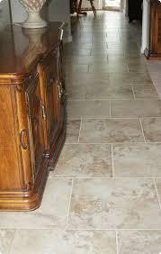 kitchen floor tile ideas best 25 brick floor kitchen ideas on