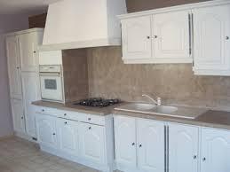 cuisine ancienne repeinte cuisine repeinte en blanc avec renovation de votre ancienne m