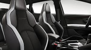 leon cupra u2013 sports car seat
