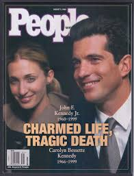 carolyn bessette kennedy people john f kennedy jr carolyn bessette kennedy memorial issue 8
