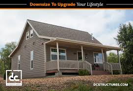 small barn home kits and cabins dc structures blog