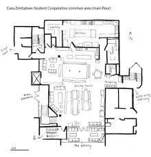 Draw Floor Plan Free Floor Plan Rendering Drawing Hand Grid Idolza How To Draw Floor