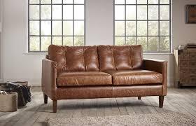 Small Sofa Leather Great Small Leather Sofa Cromer Small Leather Sofa The