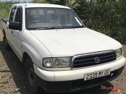 mazda b2500 2000 mazda b2500 for sale 115 000 rs gael grand baie mauritius