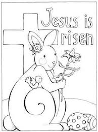 easter coloring pages religious easter lessons and printables this site also has ideas for every