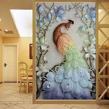 Cheap Home Decor From China by Popular Peacock Home Decor Buy Cheap Peacock Home Decor Lots From