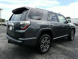 new 2017 toyota 4runner 4wd wagon limted h5454740 toyota of