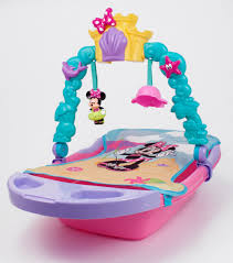 Minnie Mouse Bathroom Accessories by Minnie Mouse Bath Tub From Sassy Disneybabypacknpin Style Inspo