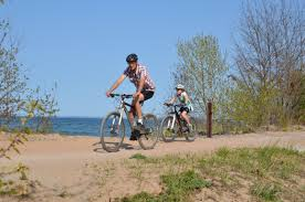 Michigan Burn Permit Map by Dnr Biking Trails Offer Many Options To Get Outside And Explore