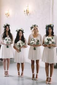 simple bridesmaid dresses 2017 wedding ideas magazine weddings