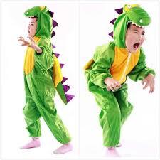 Kids Dinosaur Halloween Costume Arts Animal Costumes Kids Dinosaur Carton Costume Children Stage