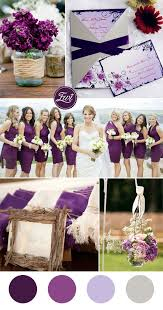 Colors Of Purple Best 25 Wedding Color Schemes Fall Rustic Ideas On Pinterest