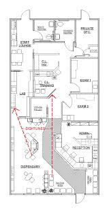 Office Design Plan by Office 7 Medical Office Buildings Medical Office Exam Room
