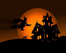 cartoon halloween picture cute witch halloween wallpaper wallpapersafari