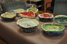 coil clay bowls introduce students to traditional designs methow