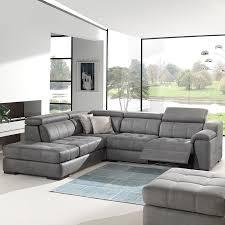 canap en l canapé en l relax electrique sofamobili