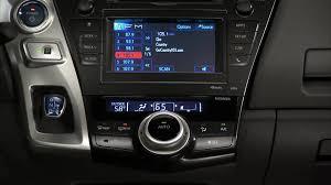 Interior Of Toyota Prius 2012 Toyota Prius Interior Youtube