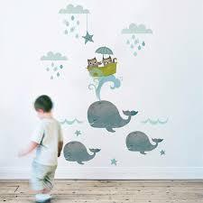 sticker mural chambre bébé stickers muraux pour déco de chambre enfant en 49 photos